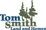Tom Smith Land & Homes Logo