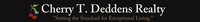 CHERRY T. DEDDENS REAL ESTATE Logo