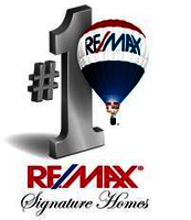 Re/Max Signature Homes Logo