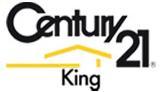 CENTURY 21 KING Logo