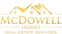 McDowell Homes Real Estate Services Logo