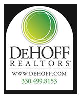 DeHOFF REALTORS Logo
