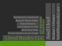Lloyd Realty Logo
