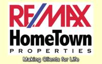 RE/MAX Hometown Properties Logo