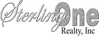 Sterling One Realty, Inc. Logo