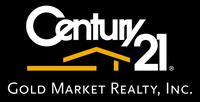 CENTURY 21 Gold Market Realty Inc. Logo