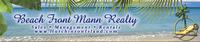 Beach Front Mann Realty Logo