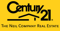 CENTURY 21 The Neil Company RE Logo