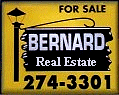 Bernard Real Estate Logo