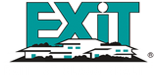 EXIT 1st Class Realty Logo