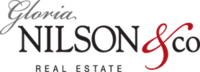 Gloria Nilson & Co. Real Estate Logo