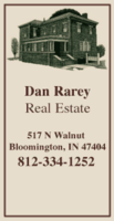Dan Rarey Real Estate Logo