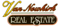 VAN NEWKIRK REAL ESTATE Logo