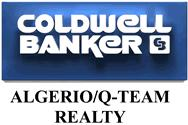Coldwell Banker Algerio/Q-Team Realty Logo
