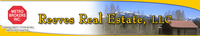 REEVES REAL ESTATE, LLC Logo