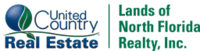 UNITED COUNTRY LANDS OF NORTH FLORIDA REALTY, INC Logo
