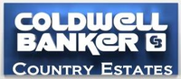 Coldwell Banker Country Estates Logo