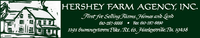 Hershey Farm Agency Logo