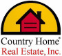Country Home Real Estate Logo