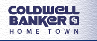 Coldwell Banker Home Town Realty Logo