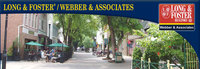 Long & Foster/Webber & Associates Logo