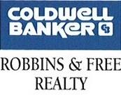 COLDWELL BANKER ROBBINS & FREE Logo