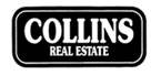 COLLINS REAL ESTATE Logo