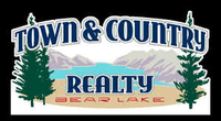 Town and Country Realty / Bear Lake Logo