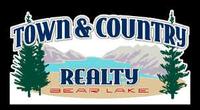 Town and Country Realty/Bear Lake Logo