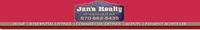 Jans Realty Logo