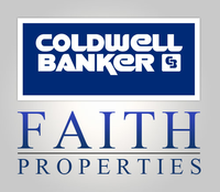 COLDWELL BANKER FAITH PROPERTIES Logo