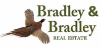 BRADLEY AND BRADLEY REAL ESTATE Logo