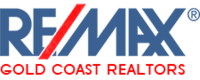 RE/MAX Gold Coast REALTORS Logo