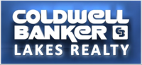 Coldwell Banker Lakes Realty Logo