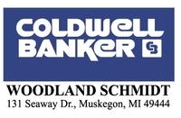 Coldwell Banker Woodland Schmidt Muskegon Logo