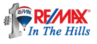 RE/MAX In The Hills Logo