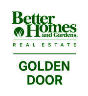 Better Homes & Gardens Real Estate Golden Door Logo