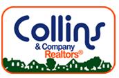 COLLINS and CO. REALTORS - LAKEVILLE Logo