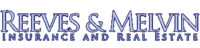 REEVES and MELVIN Logo