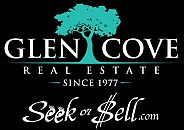 GLEN COVE REAL ESTATE Logo
