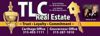 TLC Real Estate LLC Logo