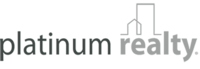 Platinum Realty LLC Logo