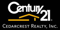 C-21 CEDARCREST REALTY Logo