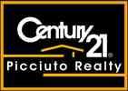 C-21 PICCIUTO REALTY, INC. Logo