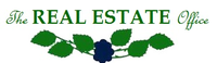 The REAL ESTATE Office Logo