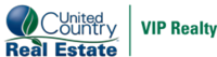 United Country VIP Realty Logo