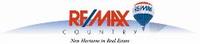 RE/MAX Country Parachute Logo