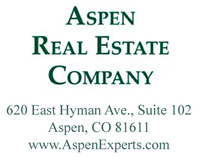 Aspen Real Estate Company Logo