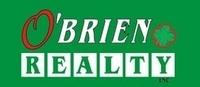 O'BRIEN REALTY, INC. Logo