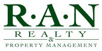 RAN Realty & Property Management Logo